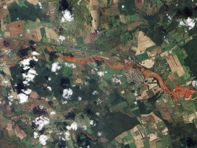 Toxic Mud in Hungary