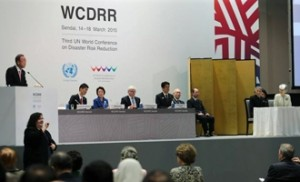 UN Third World Conference on Disaster Risk Reduction