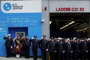 NYC Fire Department Ladder 10
