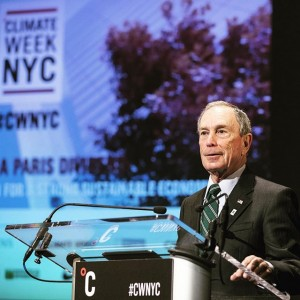 Climate Week in New York City