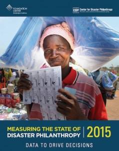 Monitoring Disaster Philanthropy