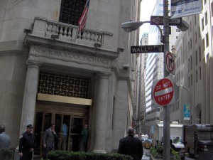 New York Stock Exchange, A Photo I Took Not Far From My Office