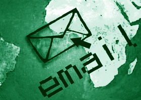 We often don't realize how critical e-mail is, until we lose access