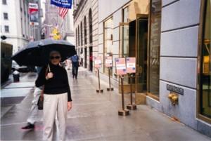 September 27, 2001 Re-Opening