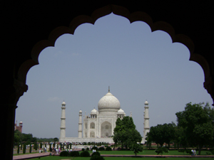 No Visit to India Would Be Complete Without a Visit to The Taj Mahal