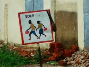 School in Guinea