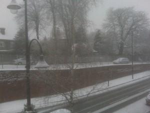 London Blizzard